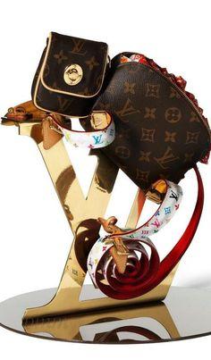 Louis Vuitton Accesories Collection & more details