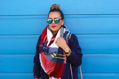 5 Steps to the Perfect Blanket Scarf