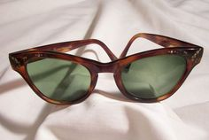 These are the last pair from my Great aunts Estate. She lived to 92 and passed away in the early 90's. They have her extremely strong prescription and it is highly doubtful that most people could wear them and see. | eBay!
