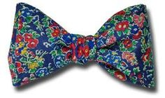 Liberty of London Tatum Floral Bow Tie