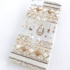 春色スマホケース♡アラバスターピンク iPhoneケース スマホケース・カバー SAi ハンドメイド通販・販売のCreema