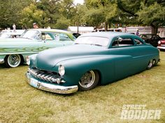 Mercury Lead Sled I will have one of these one day!