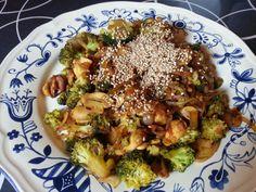 fideos shirataki salteados - receta vegana.armonía corporal