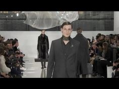 LOUIS VUITTON Fall Winter 2016/2017 Full Show Menswear by Fashion Channel
