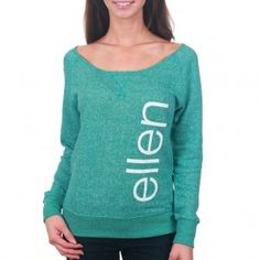 On the 10th day of Xmas #Ellen gave to me because I can never have too many Ellen tops Ellenshop - ELLEN TEAL SWEATSHIRT