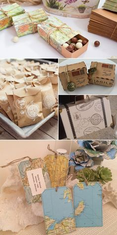 Creative Travel Themed Wedding Ideas That Inspire Love is a journey. A travel themed wedding is a fabulous way to let your journey begin! We've got so many fun, unique and downright adorable travel themed wedding ideas to inspire you for your travel we Unique Wedding Favors, Wedding Party Favors, Trendy Wedding, Adult Party Favors, Rustic Wedding, Wedding Invitations, Wedding Games, Wedding Bouquet, Travel Bridal Showers
