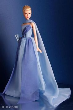 "Grace Kelly ""To Catch A Thief"" Barbie"