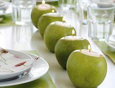 #DIY Navidad. ¡Centro de mesa con frutas!