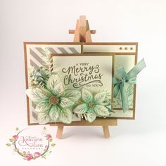 Hello everyone! Today I start series non traditional Christmas projects which is build in on one of In Colors. And today we start with M. Flower Stamp, Stamping Up Cards, Christmas Projects, Christmas Traditions, Hello Everyone, Card Stock, Stampin Up, Card Making, Jan 2017