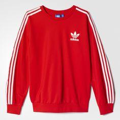 Sweat-shirt Beckenbauer - Tomato adidas | adidas France