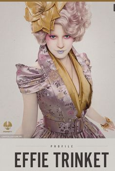 Fashion cues from the Hunger Games