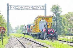 ferrocarriles del sud: ACTUALIDADTermina el año y los trenes aún no llega...
