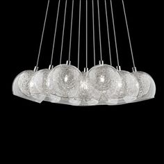 lampa CIN CIN SP11 Suspension Metal, Suspension Design, Luminaire Led, Luminaire Design, Swarovski, Chandelier, Fancy, Ceiling Lights, Lighting
