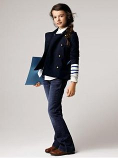 Kids Clothing: Girls Clothing: We ♥ Outfits | Gap {Caroline loved this}