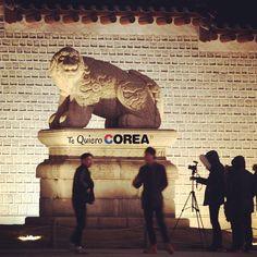 Korean streets! Calles coreanas, llenas de tradición. #tequierocorea #korea #korean #corea #calle #street #tradition #tradicion #night #noche #밤 #photography #fotografia #asia