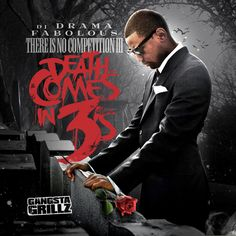 """Merry Christmas! New mixtape from FABOLOUS the 3rd installment of the """"There Is No Competition Series."""" Hosted by DJ Drama and powered by DatPiff.com.  The mixtape has features from Meek Mill, Trey Songz, Jadakiss, Styles P, Red Cafe"""