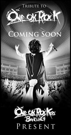 Be ready Rockers! This is what we're waiting for! One Ok Rock, please comeback to Indonesia!