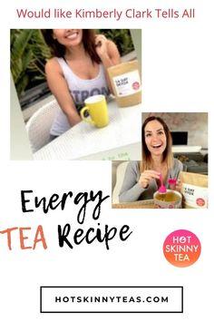 Energy Tea Recipe