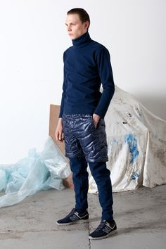 """Pageant 2012 Fall/Winter """"Wet Dream"""" Collection."""