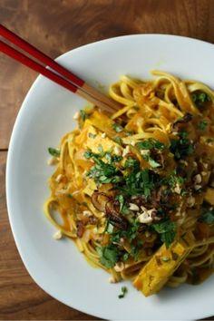 big curry noodle pot.