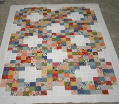 Great scrap quilt pattern.