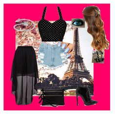 """""""Paris style"""" by natalie-sanchez-i on Polyvore featuring Fay et Fille and Ncn"""
