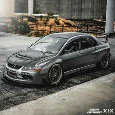 Mitsubishi Evo #DSPORT