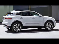 2018 Jaguar E-Pace - interior Exterior and Drive - YouTube