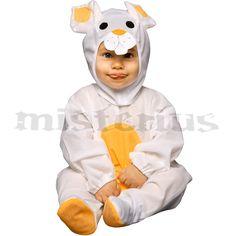 Fato Coelhinho Branco, bebé
