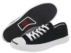 Converse Jack Purcell Leather Oxfords