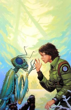 Michael Whelan #art #illustration #scifi...One of my favorite.