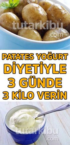 Potato Yogurt Diet 3 Pounds Slimming in 3 days Yogurt, Get Lean, Pizza Rolls, 3 Pounds, Homemade Beauty Products, Diet Menu, Detox Recipes, Health Fitness, Lose Weight