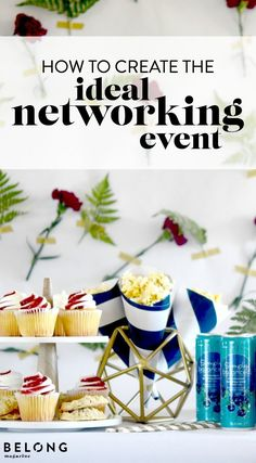 Help women feel at home at business networking events  with these tips by Vista View Events in Belong Magazine ISSUE 05 / www.belong-mag.com/shop   female entrepreneur conference, workshop, event