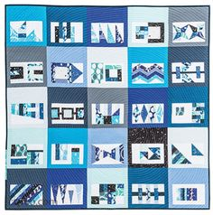Under the Cover: Elizabeth Hartman's Patchwork City | Right Sides Together