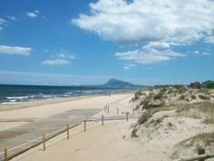 Playa de Oliva (Valencia)
