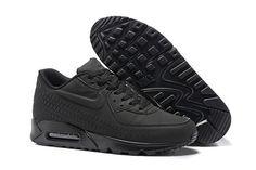 new styles d950a 305ee Nike Air Max 90 Embossing Woven Black -  63.95   nikeonlinestore   Scoop.it  Running