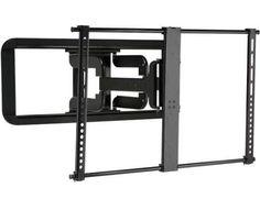 """Super Slim Full-Motion Swivel / Extending Arm Wall Mount for 51"""" - 70"""" Flat Panel Screens"""