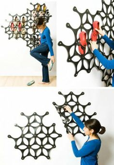 Storage spaces find shoes at their feet! - Trendy Home Decorations Mc2, Home Gadgets, Trendy Home, Student Work, Storage Spaces, Shoe Storage, Vinyl Decals, Diy Home Decor, Crafty