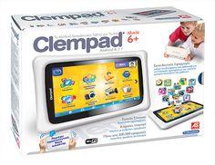 ΕΛΗΞΕ: Κερδίστε το παιδικό Tablet Clempad της Clementoni!