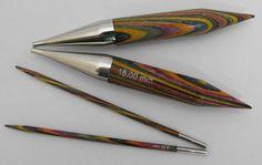 KnitPro Symfonie Wood Interchangeable Needle Tips