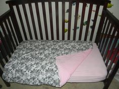 Hey, I found this really awesome Etsy listing at https://www.etsy.com/listing/188146352/baby-girl-crib-quilt