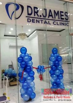 Dr. James Dental Clinic Located in Ground floor, CityMall Calamba City, Laguna February 8, 2021 🦷 Dr. James Dental Clinic Provides World-Class Dental Services & Facilities with up-to-date high-end Dental Equipment! #balloons #balloonshop Calamba #shairishballoons #dentalclinic Balloon Pillars, Balloon Shop, February 8, Dental Services, Ground Floor, Clinic, Balloons, Store, City