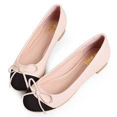 c14fd8aebf29 Black Ivory Leather Prom Bridesmaid Party Dress Ballet Flats Shoes  SKU-1090083
