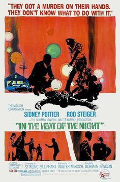 En el calor de la noche - In the Heat of the Night (1967)   Acaloradas discusiones... En una pequeña y tranquila población del sur de Estados Unidos se ha cometido un asesinato....