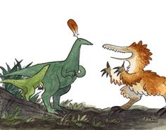 Some dinosaurs - Lucie Maillot