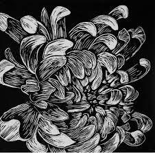 Resultat d'imatges de linocut print
