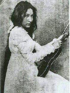 In 1876, Sitting Bull's granddaughter Zitkala Sa was born on the Yankton Indian Reservation in South Dakota. She would go on to write several books, including American Indian Stories, co-write the first Native American opera, and found the National Council of American In.