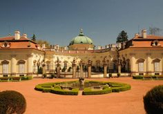 Buchlovice castle (South Moravia), Czechia Heart Of Europe, Historical Monuments, Mansions Homes, Europe Photos, Ancient Architecture, Czech Republic, Where To Go, Prague, Taj Mahal
