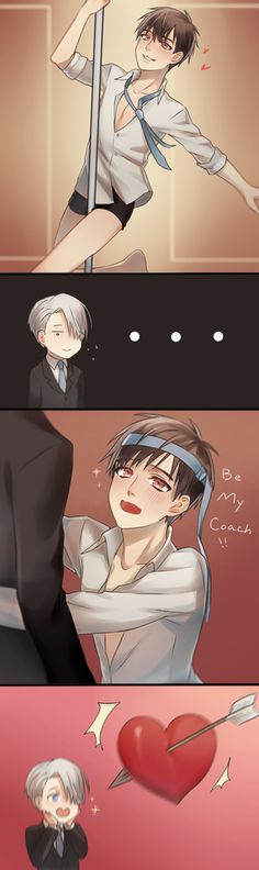 「Be My Husband Victor!!」/「スダンダン」[pixiv] #YOI