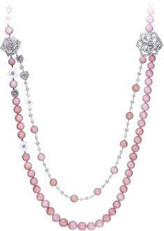 Piaget 'Rose' Necklace